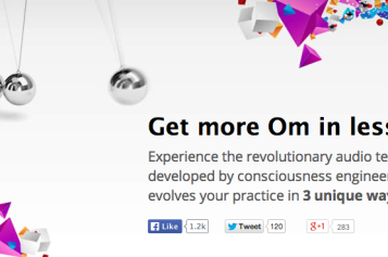 Omharmonics Reviews 2014 – Revolutionary Meditation?