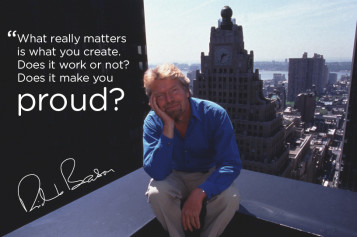 [Video] Top Advice for Entrepreneurs by Richard Branson