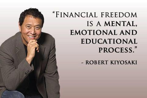 Robert Kiyosaki Quotes On Freedom. QuotesGram