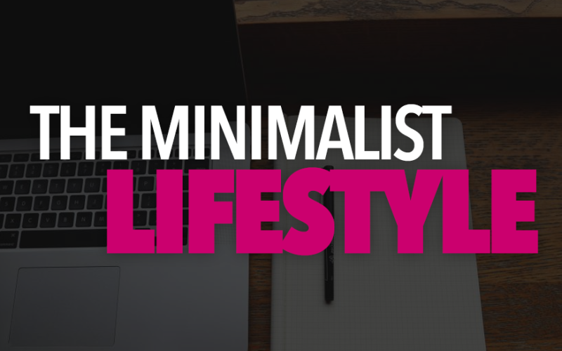 How to start living a minimalist lifestyle joel annesley for Who started minimalism