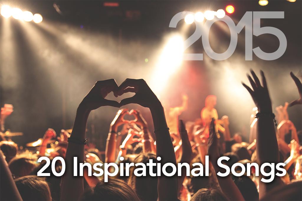 Inspirational music list