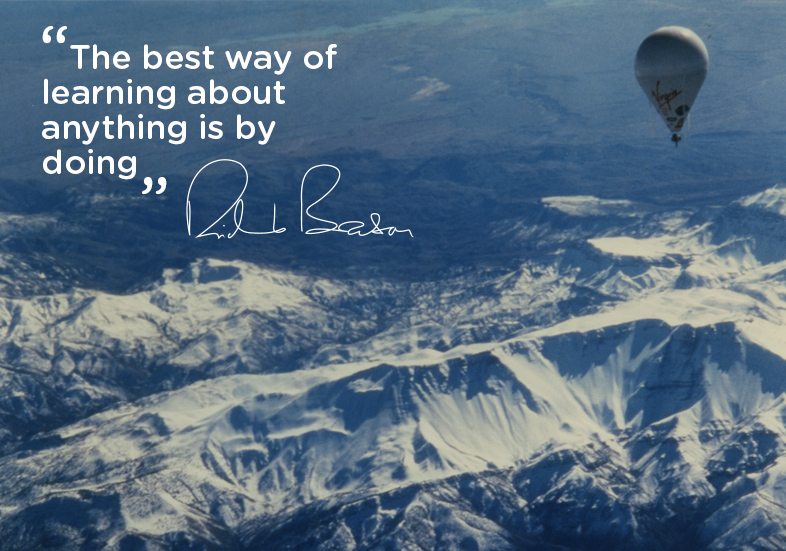 30 Inspirational Richard Branson Quotes On Business & Life