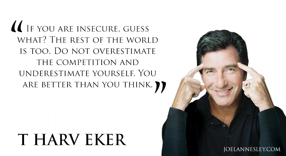 20 T. Harv Eker Quotes To Develop Your Millionaire Mind