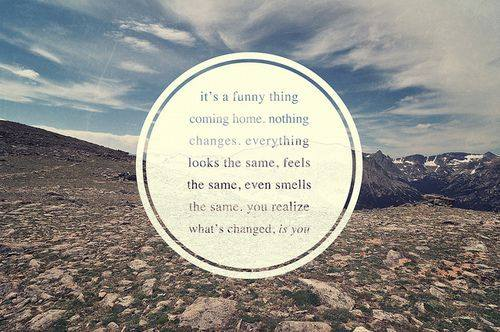 Coming Home Quotes Inspiration 52 Inspirational Quotes And Sayings About Travel