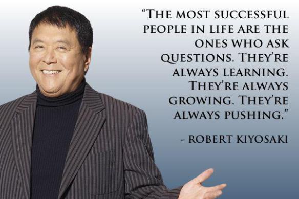 robert kiyosaki inspirational image quotes on money joel
