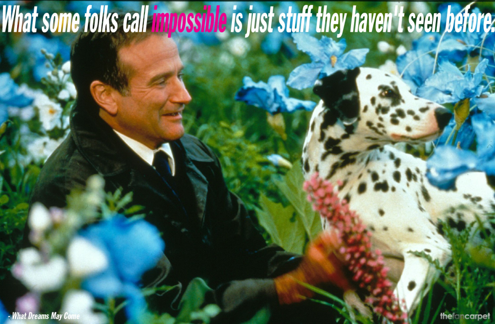 Robin Williams 9 Inspirational Movie Quotes From The Comedy Legend