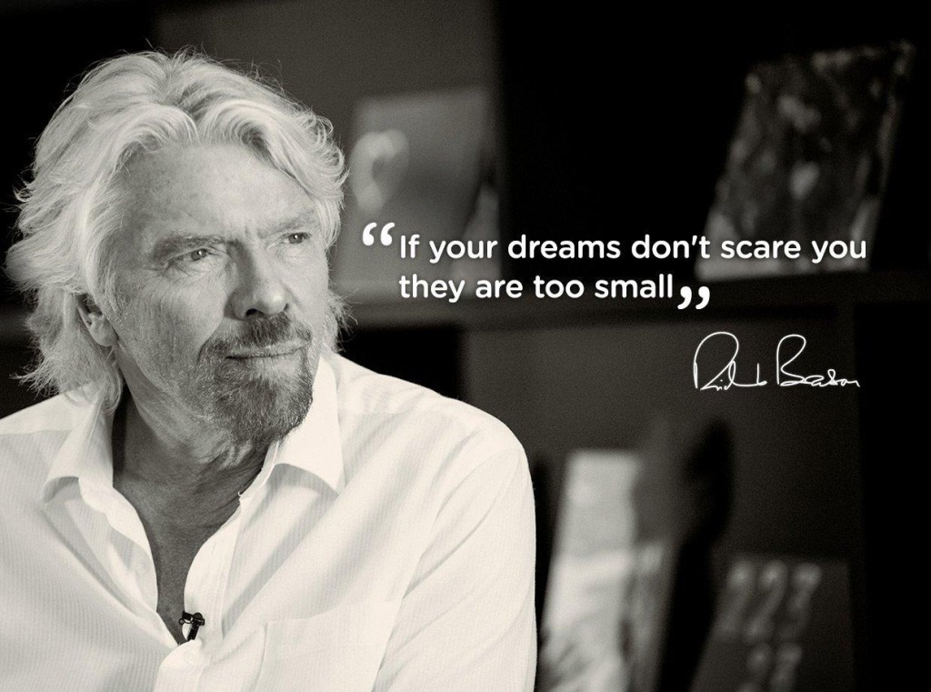 Bedwelming 30 Inspirational Richard Branson Quotes on Business & Life #FC95