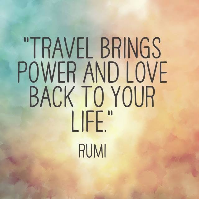 Pinterest Inspirational Love Quotes: 52 Inspirational Quotes And Sayings About Travel